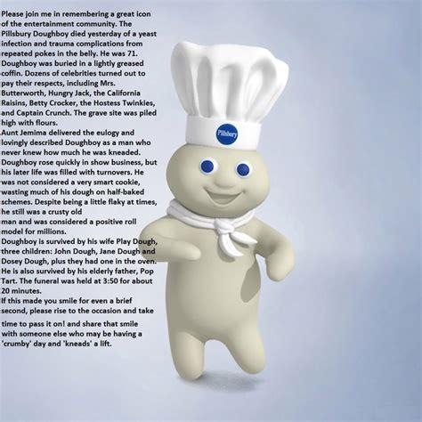 Pillsbury Dough Boy Meme - 1000 images about doughboy on pinterest pillsbury