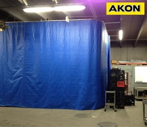 akon curtains industrial divider walls akon curtain and dividers