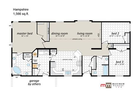 1000 ideas about modular floor plans on