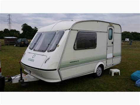 2 berth caravan awning elddis whirlwind xl 2 berth caravan with full awning