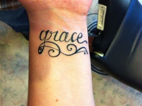 best 25 grace tattoos ideas on christianity