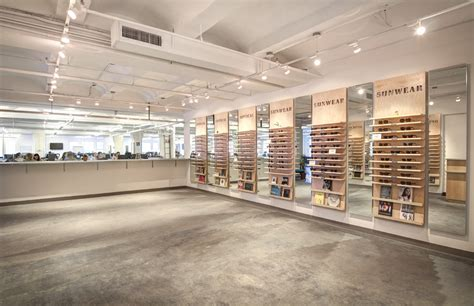 furniture store 3rd ave nyc view goes inside warby eyewear in nyc