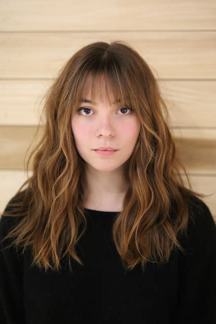 hairstyles with light bangs 2017 la hairstyle trends new los angeles hair looks