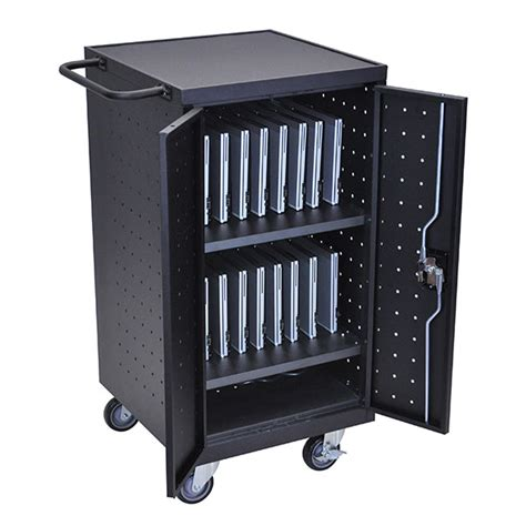 18 laptop chromebook computer charging cart from 540 00 18 laptop chromebook charging cart luxor schoolsin
