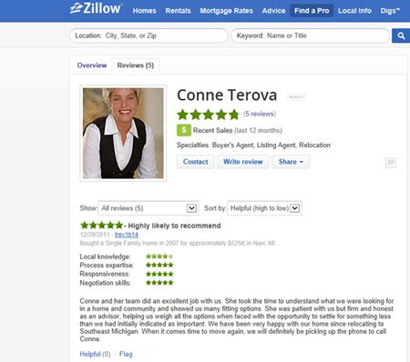 zillow trulia and homes reviews recommendations
