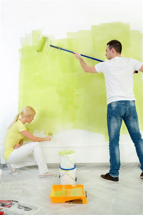 Home Interior Decorating Magazines refresh your new home with paint movinghub young couple