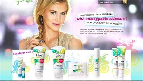 Olay Fresh Effect or rant product snapshot olay fresh effects line
