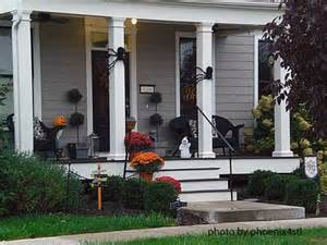 front porch decorations mysterious and creepy front porch decorating ideas for