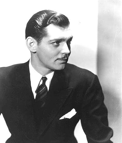 1940s mens hairstyles on pinterest 1940s hairstyles men 1940 mens hairstyles clark gable clark gable photo 6294996