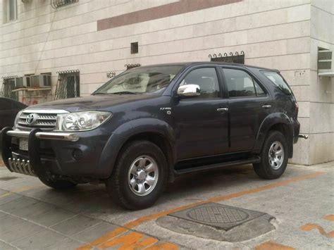 Toyota Suvs For Sale 2009 Toyota Fortuner Suv New Car For Sale In Saudi Arabia
