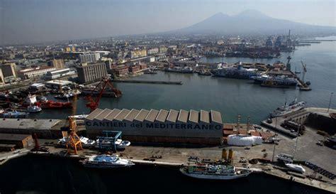 porto di napoli accosti cantieristica autorit 224 di sistema portuale mar