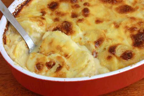 perfectly creamy au gratin potatoes  daring gourmet