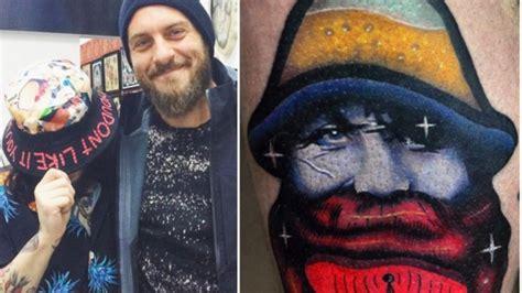 zlatan ibrahimovic tattoo significato tatuaggi e calciatori accoppiata vincente modificazione