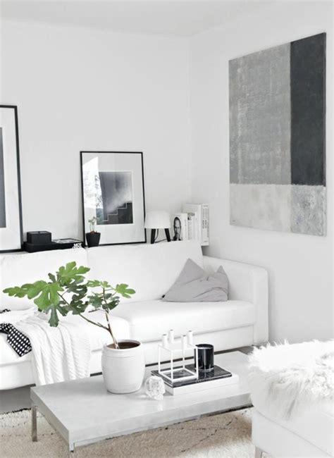 Peinture Salon Blanc by Quelle Couleur Pour Un Salon 80 Id 233 Es En Photos