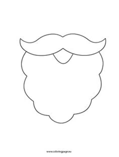 free christmas printable santa hat and beard photo booth