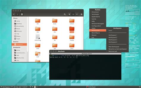 gnome wm themes ubuntu style themes for fluxbox window manager omg ubuntu