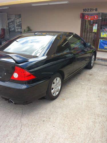 2005 honda civic 2 door coupe buy used 2005 honda civic lx coupe 2 door 1 7l in houston