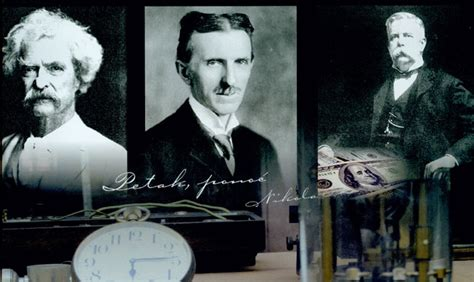 Nikola Tesla Friends Nikola Tesla The Unsung Of The Scientific Community