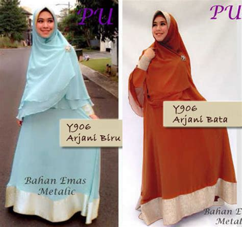 Gamis Syari Baju India Baju Pesta Busana Muslim Maxi Dress Abaya Kafta baju gamis pesta syari arjani y906 busana muslim pesta syar i
