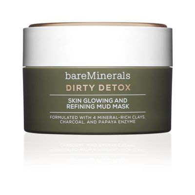 Bareminerals Detox by Detox Skin Glowing And Refining Mud Mask Skincare