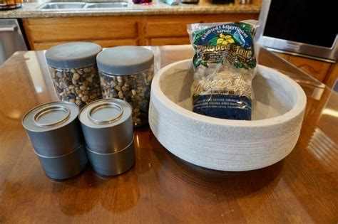 diy outdoor tabletop fire pit smore maker momma