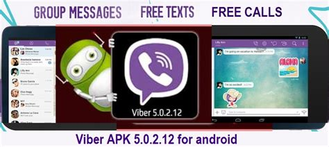 free viber for android apk viber apk 5 0 2 12 for android free version