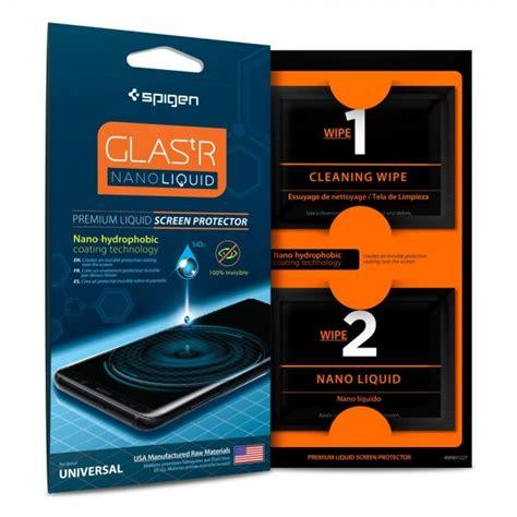 9h Nano Liquid Screen Guard Protector Samsung Galaxy Tab S2 9 7 Lte universal screen protector quot glas tr nano liquid quot spigen
