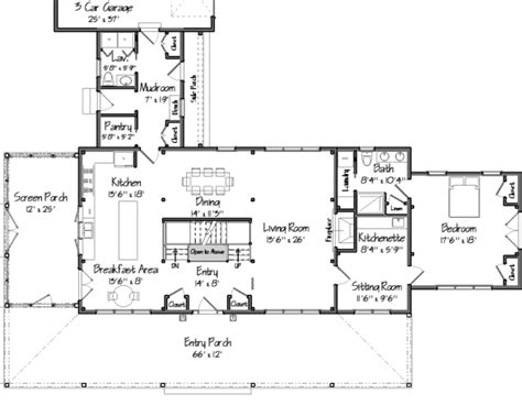 Barn House Blueprints | barn house plans floor plans and photos from yankee barn