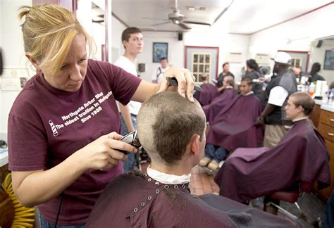 barber shop punishment texas a m corps of cadets haircuts news theeagle com