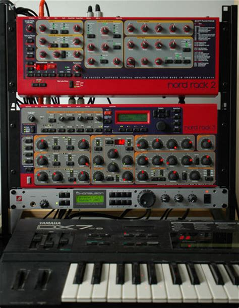 big difference between nord lead 2 and 2x harmony central
