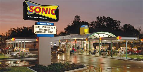 sonic food what is a sonic franchise sonic franchises qsr