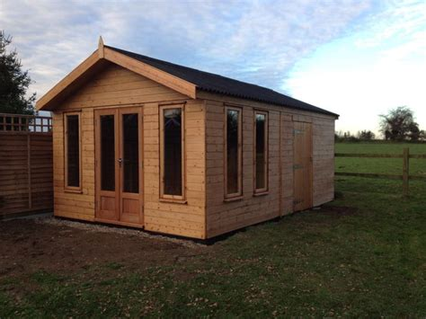 Sheds Norwich r williamson sheds and shed builders in norwich norfolk