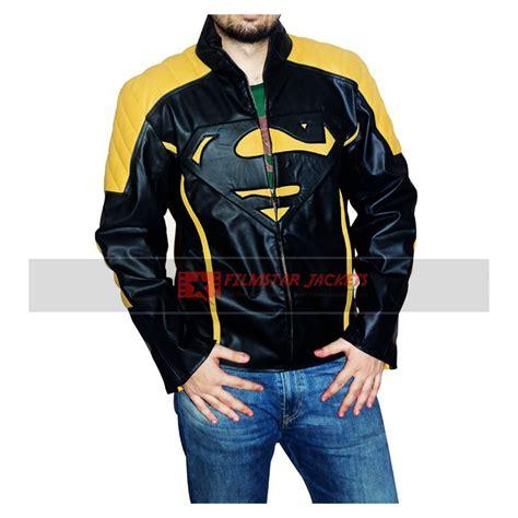 Jaket Supreme Superman Blue superman jackets