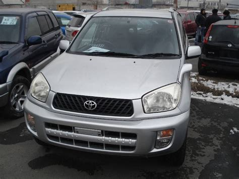 used 2002 toyota rav4 photos