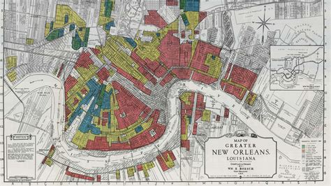 Interactive Redlining Map Zooms In On America's History Of