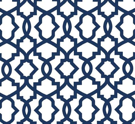 blue and white drapery fabric modern navy blue white fabric by the yard designer nautical