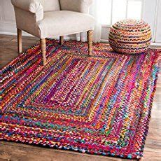 How To Make A Handmade Carpet - best 25 fabric rug ideas on rag rug diy rug