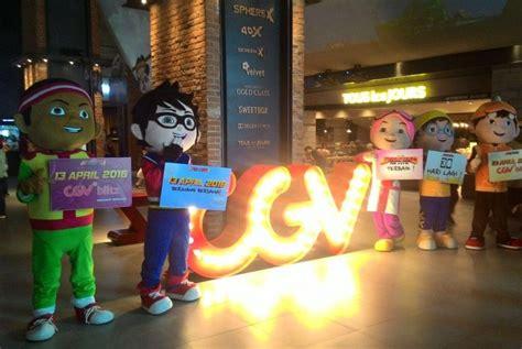 cgv blitz karawang bioskop cgv blitz buka di plaza slipi jaya republika online
