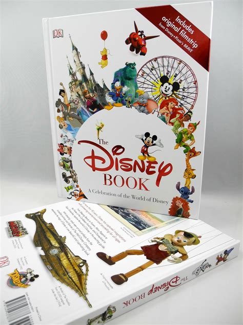 the world books the disney book jim fanning 9781465437877 books