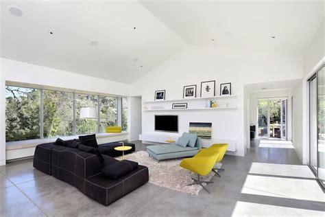 fotos de interiores de casas modernas decoraci 243 n de interiores modernos depto9