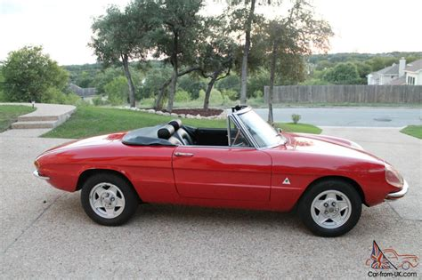 1969 Alfa Romeo Spider by 1969 Alfa Romeo Spider 1750