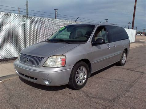 automobile air conditioning service 2006 mercury monterey regenerative braking mercury monterey 4wd for sale used cars on buysellsearch