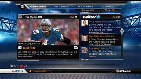 Madden NFL 13 analyst Matt Miller on how he got in the