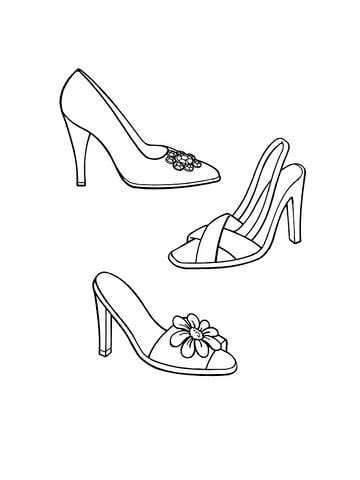 coloring book yahoo answers printable shoe outline 9jasports