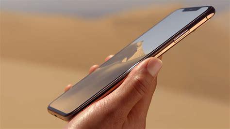les iphone xs  xs max sont en rupture de stock