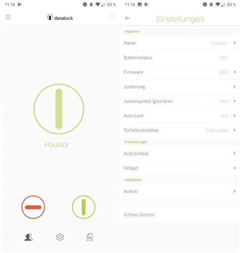Auto Türschloss by Danalock Smartlock V3 Ein Erster Blick Auf Das Smart Home