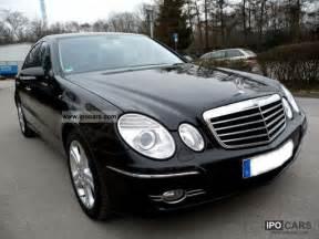 2008 Mercedes-Benz E 220 CDI Avantgarde automatic, bi-xenon, Comand ... B 200 Mercedes 2011