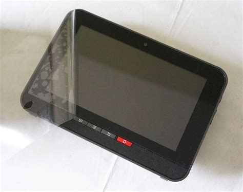 technicolor icontrol tca203com home automation touchscreen