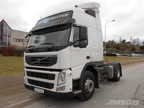 Used Volvo Fm 450 Xl Glob 12 Tractor Units Year 2012 For