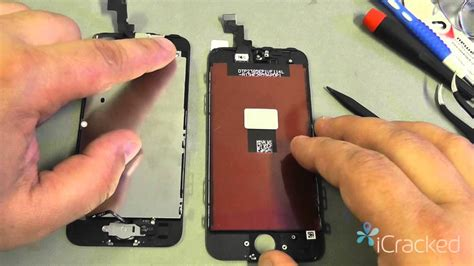 offical iphone  screen lcd replacement video